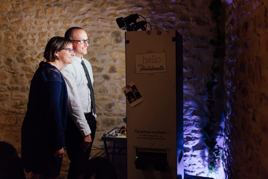 Photos booth Lyon Mariage