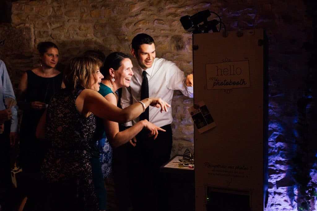 Photobooth Givors Mariage