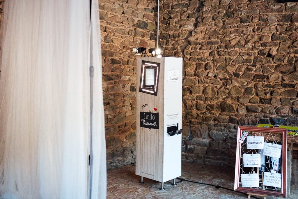 Borne Hello My Photobooth