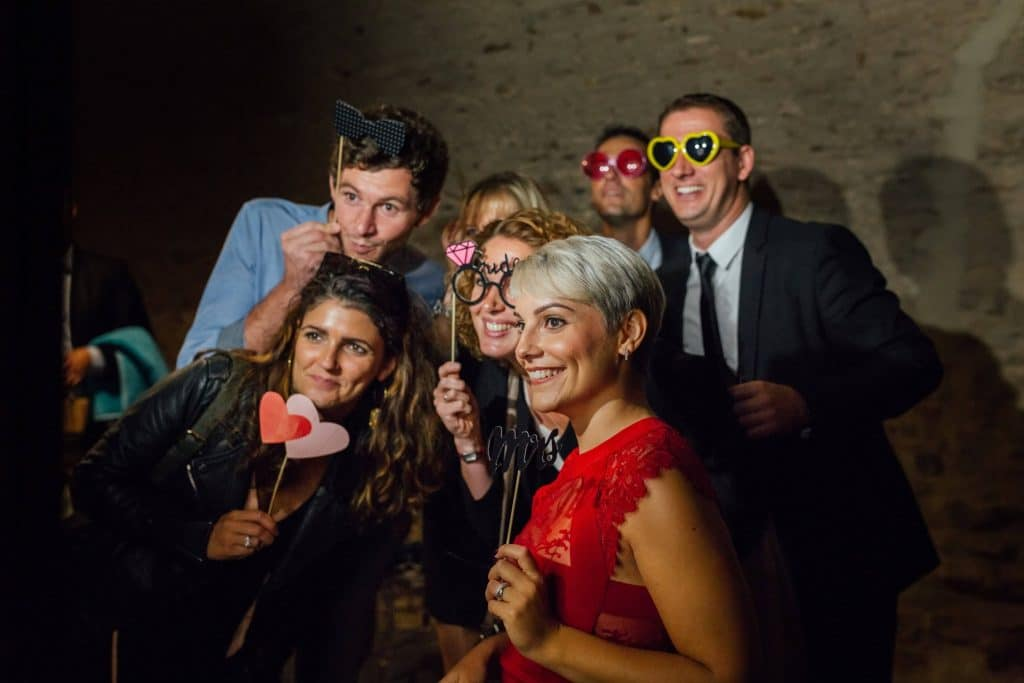 Photobooth mariage courbeville