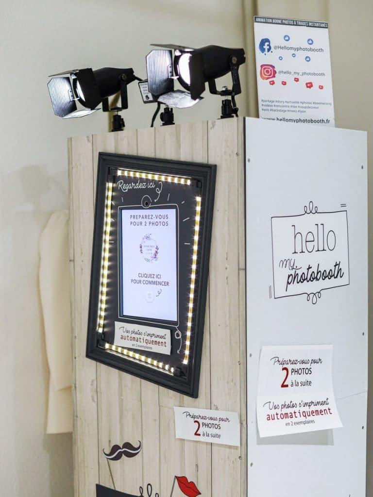 Photobooth Lyon