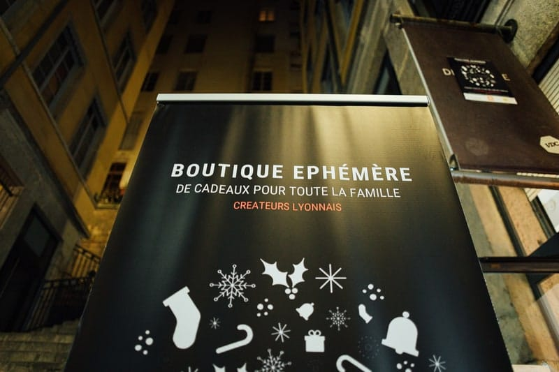 Boutique ephemere