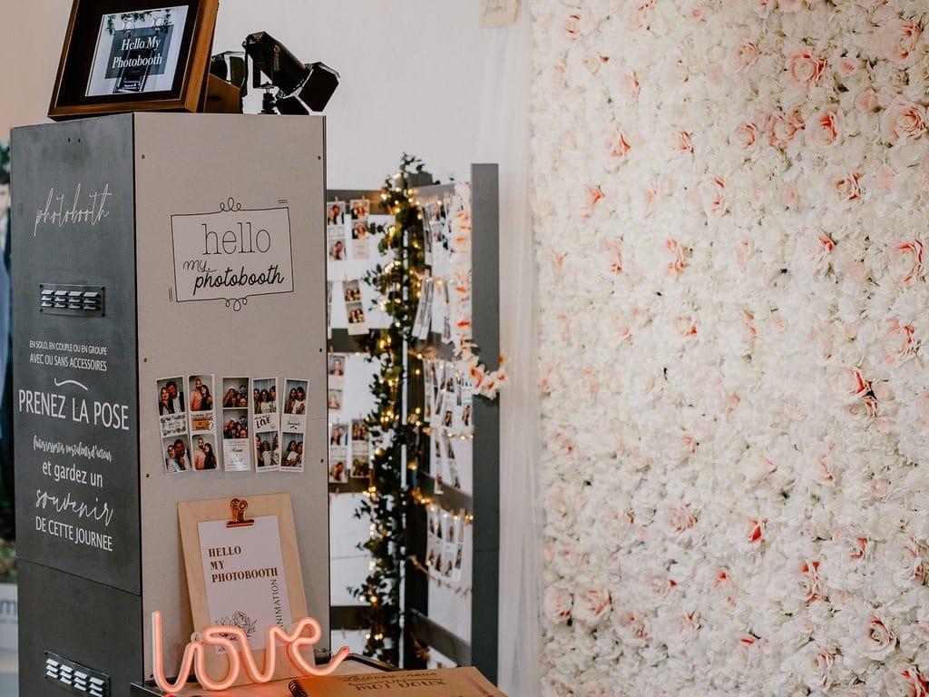 hello my photobooth mariage