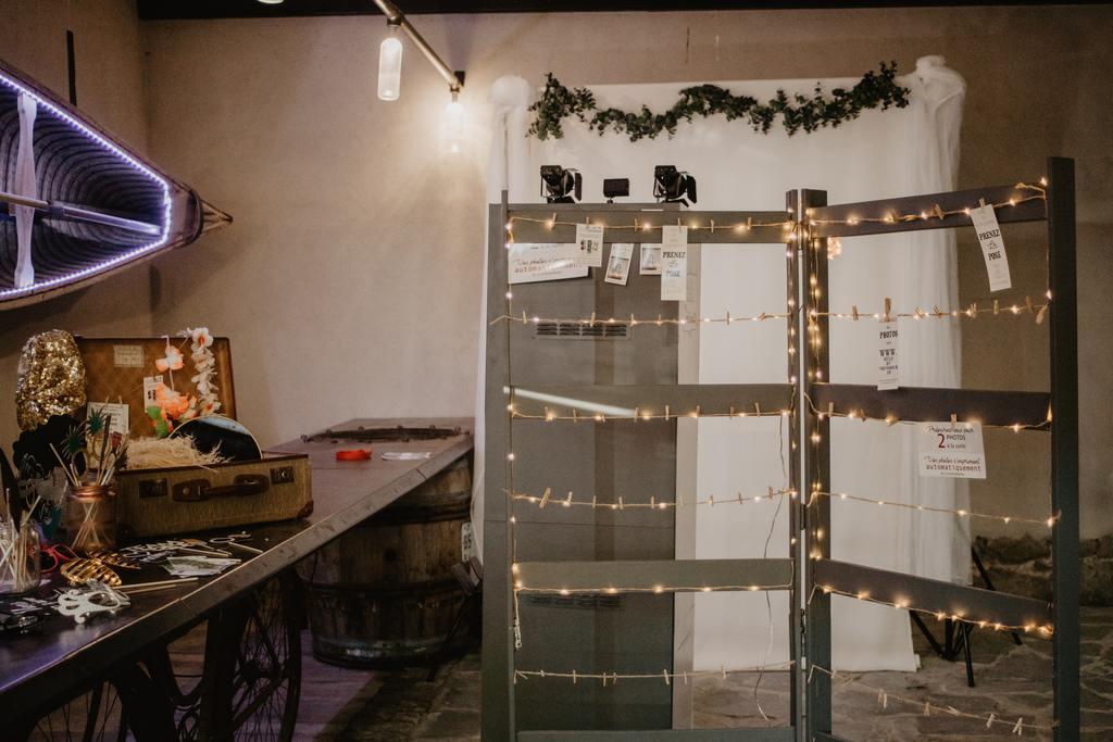 Hello My Photobooth s'installe a La Cour du Domaine