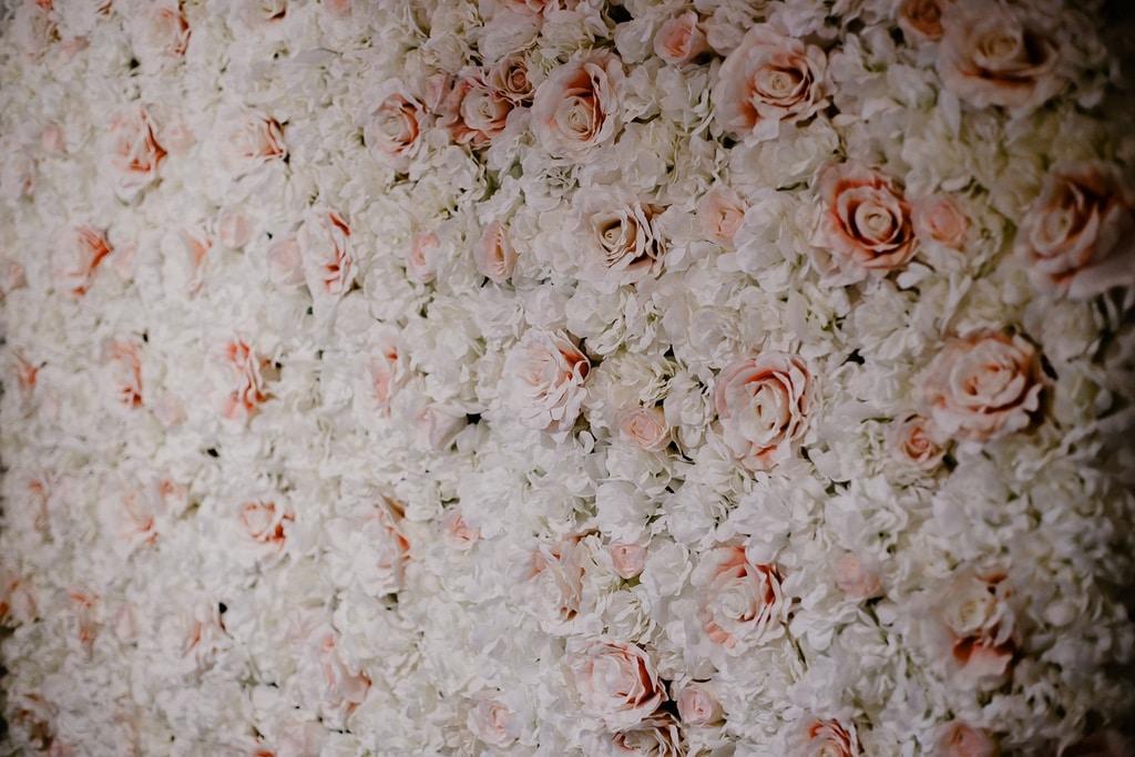 Mur-de-rose